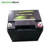 PCMの充電器が付いているUPSのための12V 50ah LiFePO4電池