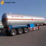 Verkoop 3 van de fabriek de Semi Aanhangwagen van de Tank van het LNG van de Tanker van LPG Alxes