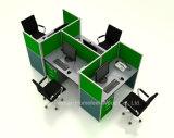 Moderne Büro-Zelle-hohe Partition-modularer Arbeitsplatz (HF-YZ093)