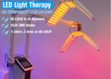 La piel de los colores de la máquina PDT Phototherapy 4 del rejuvenecimiento de la piel del LED renueva el BALNEARIO
