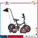 ترقية مزح منتوج رخيصة درّاجة درّاجة لأنّ أطفال مع دفع قضيب/صندوق/خوذات