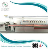 Machine d'expulsion coaxiale fine de fil/câble de teflon