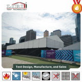 30x60m grande exposition tente avec paroi dure pour la Foire commerciale internationale