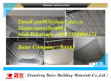 防水石膏ボードは中国の高品質の低価格から製造する