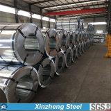 Bobina de acero galvanizada, fabricante galvanizado de la hoja de acero