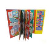 Heißes Verkaufs-Kind-Musik-Ton-Buch mit Tasten-Druckservice