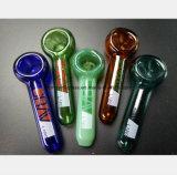 Glasrauch-Rohr-Filter, der 3.94 Zoll des Tabak-Rohres aufbereitet