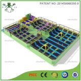 最も新しいデザイントランポリン公園(0453C)