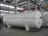 De industriële Gebruikte Lage Tank van de Opslag van de Kooldioxide van het Argon van de Stikstof van de Zuurstof Pressureliquid