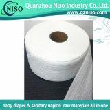 Strethable elastischer Bund für Baby-Windel-Rohstoffe
