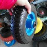 단단한 PU 거품 바퀴 8 인치