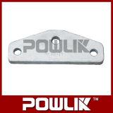 As placas do garfo de alta qualidade e conexão de Metal