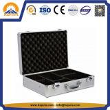 Boîte à outils en aluminium en métal avec les diviseurs (HT-2005)