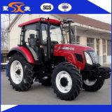 Grande trattore agricolo di Hanwo 90-120HP 4WD con la baracca
