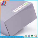 Eco-Friendly 광택 있는 박판 직사각형 작은 물결 모양 상자