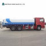 Sinotruk 20000liter 20m3 10000liter Sprinkler Browser Water Tanker Tank Truck
