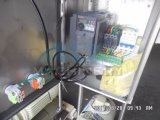 Bomba de lobo sanitárias de velocidade variável com dupla vedação mecânica da bomba rotativa