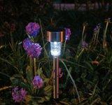 방수 태양 LED 정원 빛을 점화하는 다채로운 옥외 조경