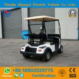 Zhongyi batteriebetriebenes 2 Sitzelektrisches Golf-Auto mit Qualität