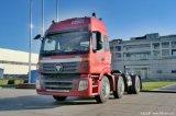 Rimorchio di Foton 6X2 380HP che trasporta trattore da vendere