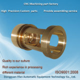 Bonne qualité de fraisage CNC de haute précision en tournant l'usinage de pièces en laiton