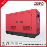 108kw tipo silenzioso generatore diesel di energia elettrica con il motore di Lovol