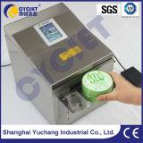 Imprimante à jet d'encre en plastique de bouteille de datte de haute résolution de Cycjet Alt390