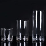 Glascup, Kerze-Halter, super weißes Glashalter-Cup