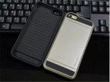 De kleurrijke Glijdende Dekking van de Telefoon van het Geval van de Telefoon van het Pantser van de Kaart voor iPhone7