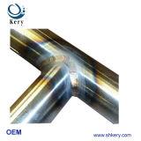 La fabrication en métal entretient la pièce de soudure