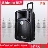 Shinco 12 Polegadas Bluetooth sem fio portátil ativo alto-falante do Carrinho