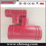 Xinhuitong duktile Eisenkerzen Rohrverschraubungen mit FM/UL