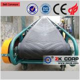 La Chine Résistance à la chaleur de la courroie du convoyeur en caoutchouc à faible prix
