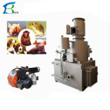 Inceneratore per inquinamento nocivo degli animali guasti del pollame