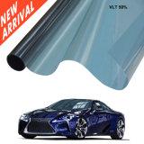 Pellicola metallizzata riflettente della carica dell'isolamento del nero della pellicola della tinta della finestra di automobile di calore solare del regolatore