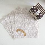 Servilleta de papel colorido para regalo de boda de la fiesta de cumpleaños
