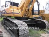 30ton/0.5~1.5cbm-Caçamba 2005/8000hrs EUA-Retroescavadeira original usado a Caterpillar 330b escavadora de rastos Hidráulico
