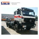 콩고를 위한 북쪽 벤츠 Beiben 6X4 420HP 트랙터 트럭