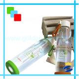 ガラス冷たく熱い飲み物水コップのガラスビン