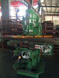 El moler vertical universal del taladro de la torreta del metal del CNC y perforadora para la herramienta de corte X5040d