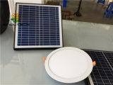 30W 레이다 센서와 배터리 백업 (SN2016004)를 가진 실내 점화를 위한 태양 LED 천장 빛