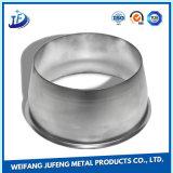 기계로 가공하는 금속 알루미늄 형 연장통 쉘을%s 부속 각인
