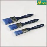 3PCS plástico azul Beavertail Pet filamento cepillo de pintura