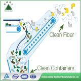 Planta sólida municipal de la gestión de desechos