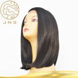 Natürliche Farben-Frauen-synthetische preiswerte Großhandelsperücke-Preis-Vorderseite-Spitze-Haar-Perücken