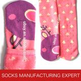 Voller Terry der Babys der Gefäß-Socke mit Antibeleg