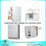 Высоким стандартам качества белый вибрационное сито Двери деревянные кухонные шкафа электроавтоматики