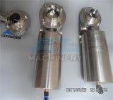 SS304/316L de Vleugelklep van het roestvrij staal Met Pneumatische Actuator Fabrikant