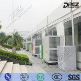 Alta tecnología de aire acondicionado para el evento