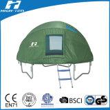 grand tremplin de 15FT, tremplin extérieur avec le filet de sécurité (HT-TP15)